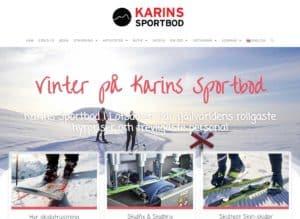 Karins Sportbod vinter 2020-2021